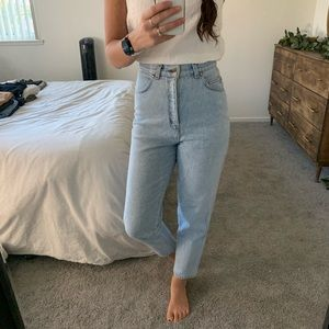 Levi's Vintage 900 series Made in USA Light Wash